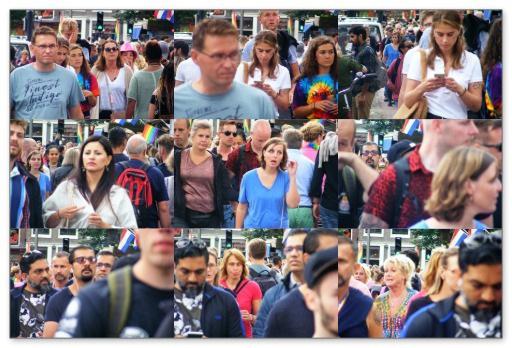 Pride Amsterdam, augustus 2019